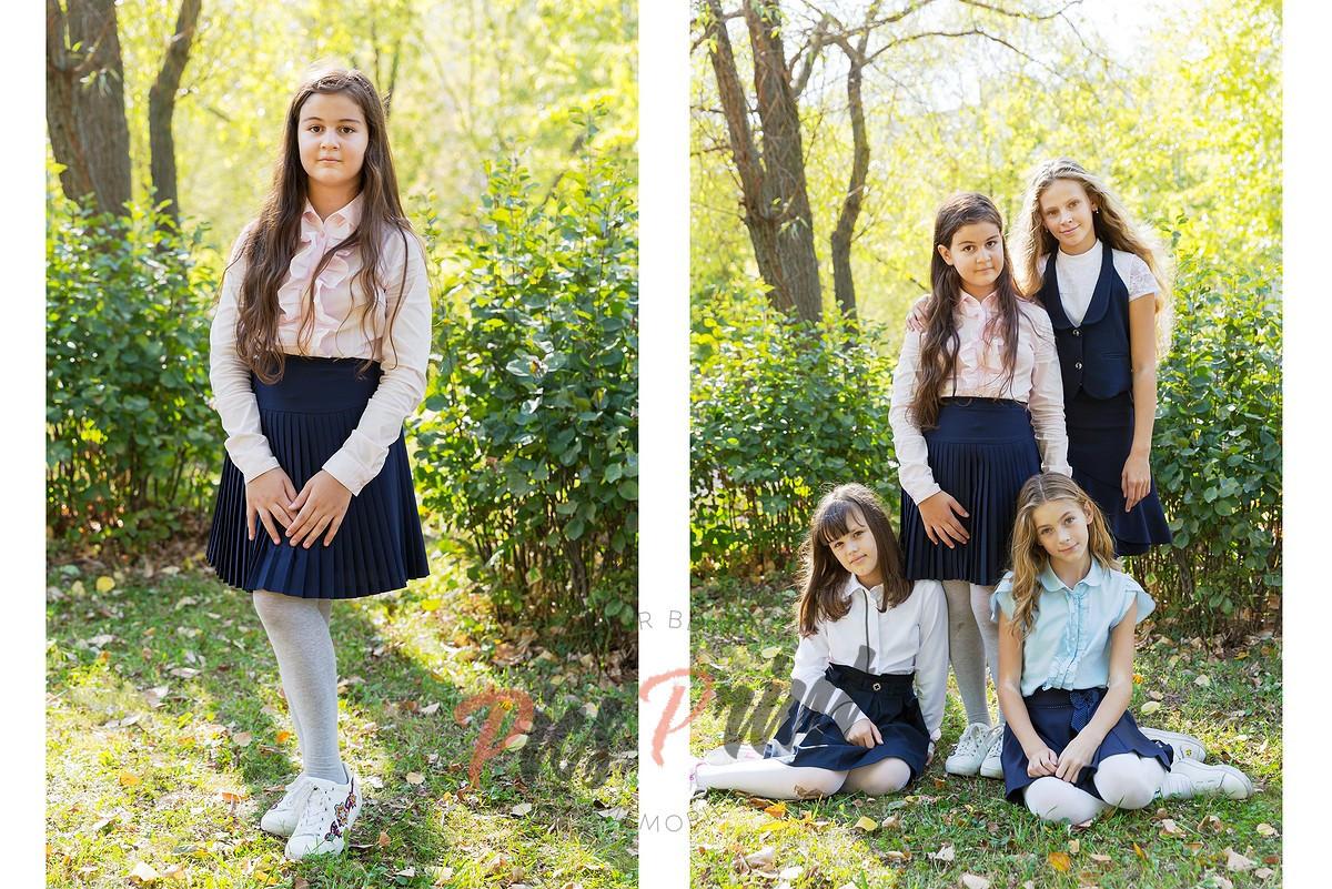 ростовая фотография и фото с друзьями