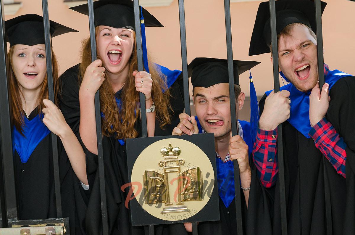 Фотосъемка выпускников для выпускного альбома