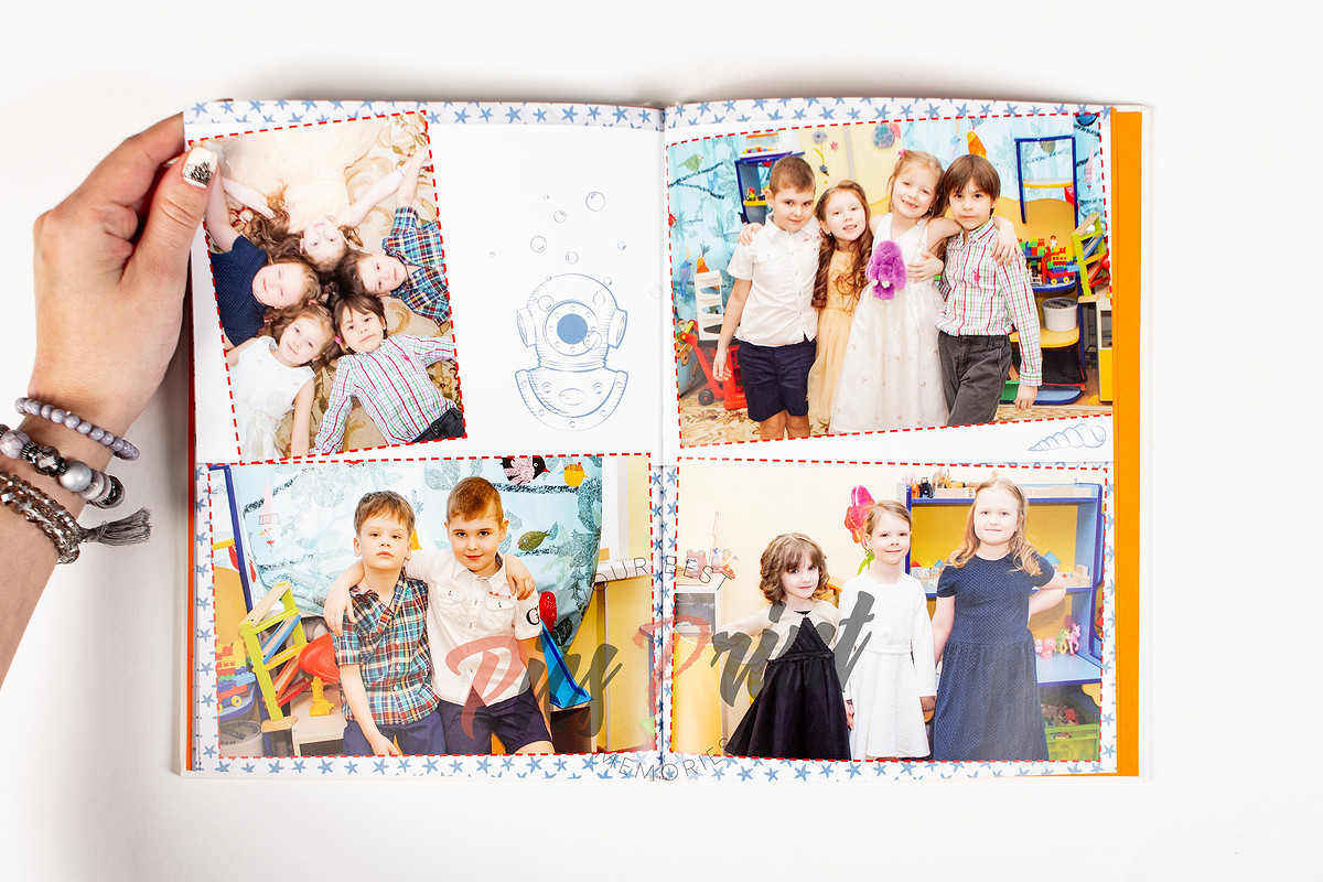 Выпускной альбом детского сада