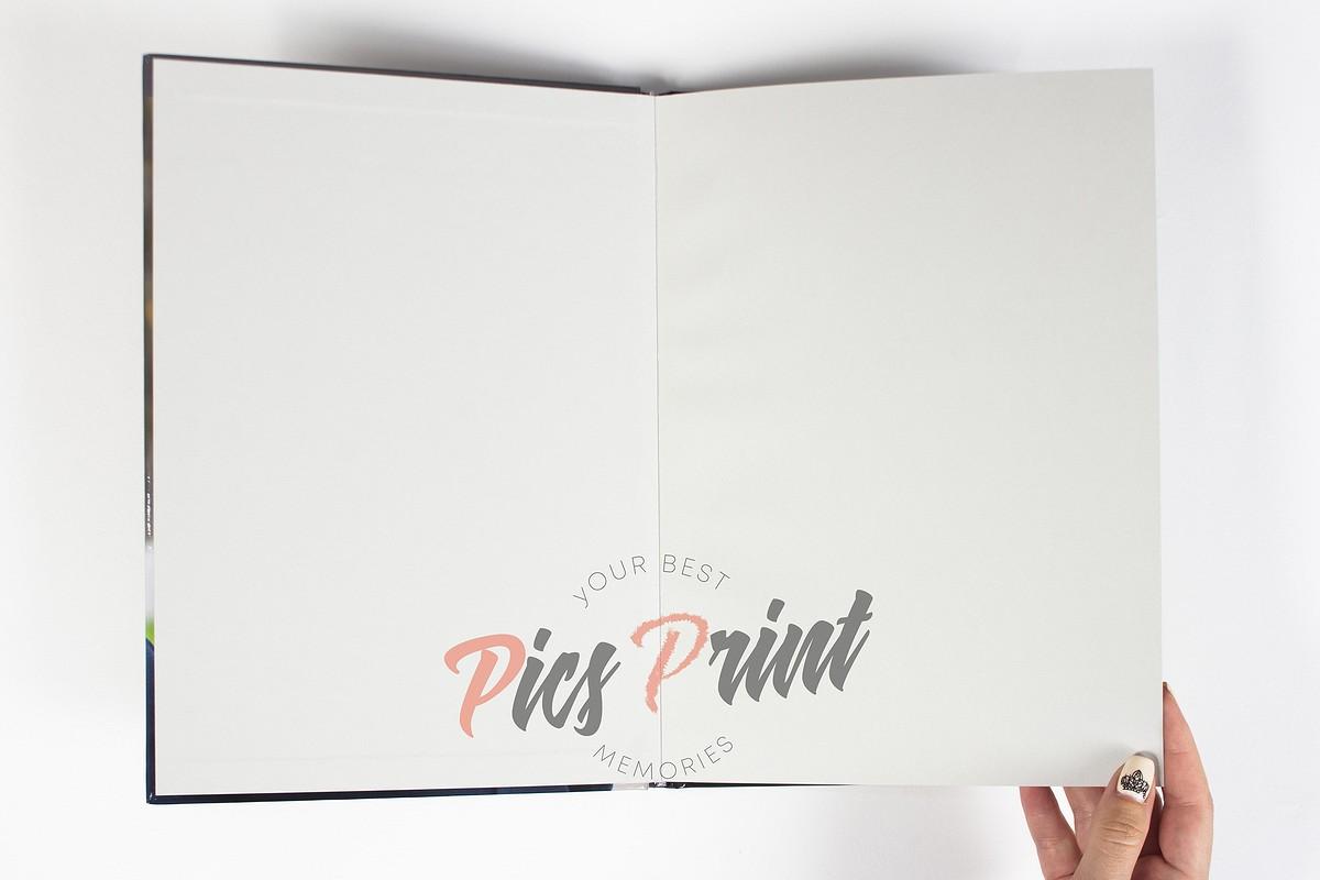 форзац из плотной бумаги